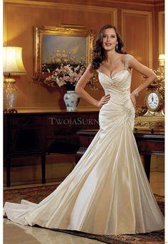 Meerjungfrau  Designer Brautkleider