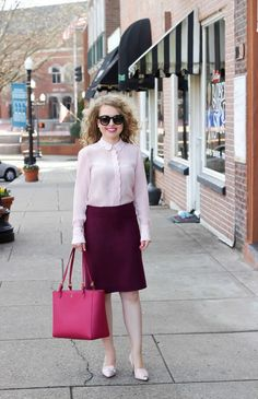 How to Incoporate Color Into Your Professional Wardrobe