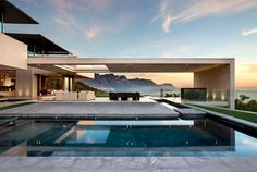 Amazing South African Mansion by SAOTA Architects romantic mansion stunning 360 degree sea view 2