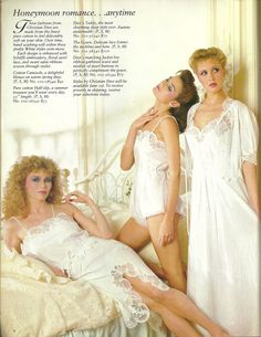 1982 Victoria's Secret Catalog
