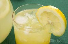 Refreshing Stevia Lemonade Recipe HCG Phase 2 and 3  HCG Recipes Phase 2