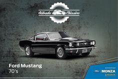 Clássicos da Ford - Mustang