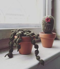 knitted houseplant, plant for your office and home, nice gift, easy to care Gohli auf Etsy Neuer Job, You Are Awesome, House Plants, Planter Pots, Best Gifts, Handmade Gifts, Knitting, Home, Austria