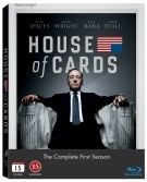 House Of Cards - Kausi 1 (Blu-ray) (4 disc) (Blu-ray)