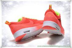 sale retailer 224b5 b313b meilleures chaussures running Femmes Blanc   Atom Rouge   Vert Fluorescence  427249-600 Nike Air Max Thea Print