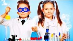 5 cool science experiments to try with your kids