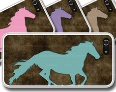 iPhone 5 Cover Case Horse Western by SunshineDesigns88 on Etsy, $28.98