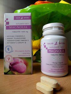 Testuję informuję: Suplement diety Magnolia - testowanie z samplecity...