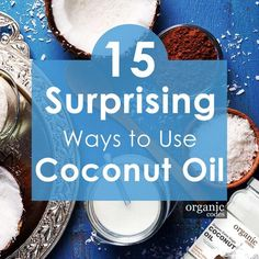 What miracle product could possibly work in all three scenarios? With expert after expert touting its seemingly endless powers, coco Coconut Oil Pulling, Coconut Oil Uses, Organic Oil, Health Tips, Beauty Hacks, Amazing, Coconuts, Bathroom Ideas, Teeth