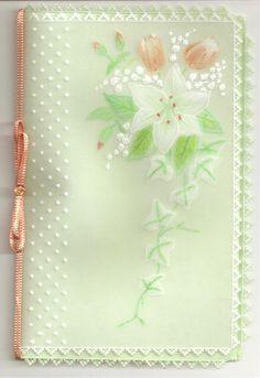 fleurs délicates, mamieperga