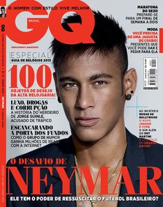Neymar Jr | GQ Brasil, june 2013