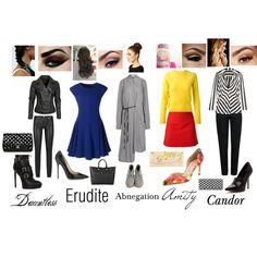 """""""Divergence"""" fashion @Divergent"""