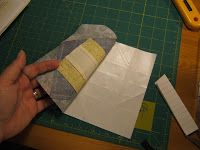 Quilting with Ragdolls: Faux Paper Piecing...no paper to tear off at the end!