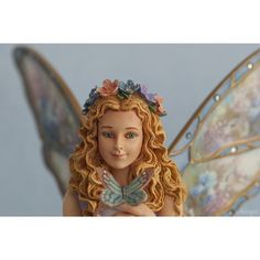 Clear the Clutter, one of my many fairies  #day4 #clicklovegrow #clgphotochallenge