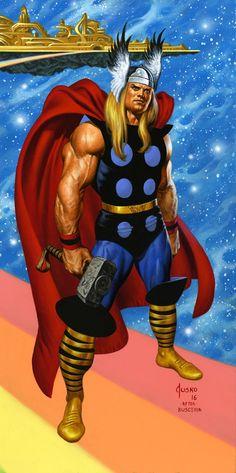 Thor by Joe Jusko