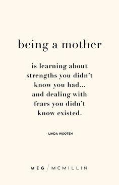10 inspiring mom quotes to get you through a tough day – Meg McMillin # Parenting quotes 10 inspiring mom quotes to get you through a tough day New Mom Quotes, Life Quotes Love, Quotes For Kids, Quotes To Live By, Inspirational Mom Quotes, Tough Day Quotes, Strong Mom Quotes, Motivational Mom Quotes, Young Mom Quotes