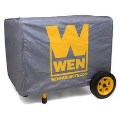 WEN Universal Weatherproof Generator Cover Size: Large