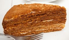 Click here to see the full recipe. Learn how to prepare Homemade Honey Cake