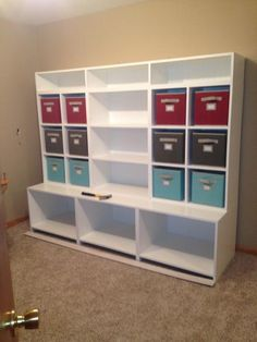 Toy Storage | Do It Yourself Home Projects from Ana White