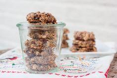 Chia Oatmeal Breakfast Cookies