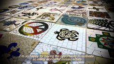 *** Signs *** Ein Mosaikkunstwerk - a Mosaic Artwork http://carolinejung.de/index.php/international/sign-project