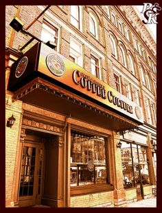 coffee culture, Kitchener Ontario Canada