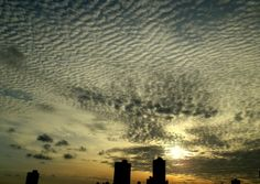 pôr do Sol em Bairro de Miramar - João Pessoa-PB