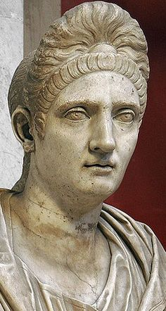 Plotina, wife of Trajan - they became Hadrian's guardians when he was a boy. Pompeia Plotina Claudia Phoebe Piso or Potius piolet (d. 121/122) was a Roman Empress and wife of Roman Emperor Trajan. She was renowned for her interest in philosophy, and her virtue, dignity and simplicity. She was particularly devoted to the Epicurean philosophical school in Athens