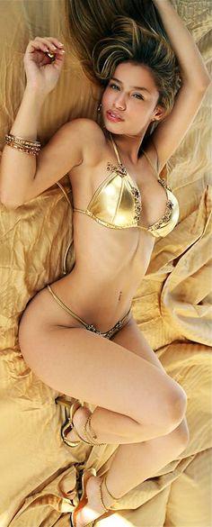 Katherine Monsalve Hot Latina In Bikini Photo Vixen