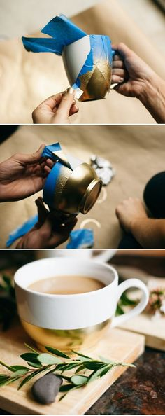 Gold Cup DIY