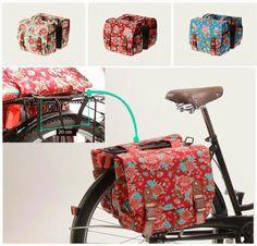 diseño alforjas bicicleta - Buscar con Google