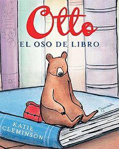 Otto era un oso de libro que le encantaba que los niños lo leyeran, pero un día queda olvidado y entonces decide ir en busca de un sitio donde se lean muchos libros ¿Dónde será?