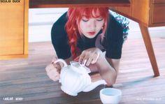 Wendy Red velvet one of these nights Wendy Red Velvet, Black Velvet, Seulgi, Asian Fashion, Girl Fashion, Red Velvet Photoshoot, Queens, Redvelvet Kpop, Princesses