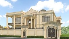 Best Exterior Design Project in UAE