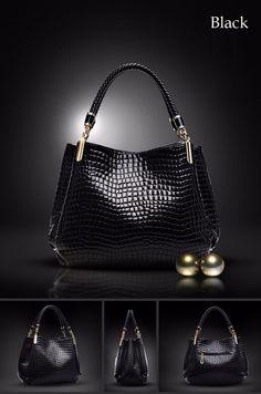 2018 Designer Handbag Women Leather Handbags Alligator Shoulder Bags High  Quality Hand Bag Bolsas Feminina Womens Bag Sac A Main d1a778059f3ef
