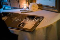 Guest Book. Photos. Creative Ideas. Boston Wedding. Alden Castle. A LONGWOOD Venue. Wedding Photography. // Christian Pleva Photography. http://www.christianplevaimages.com/