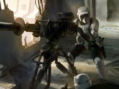 Star Wars Art Dump