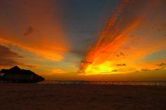 10 stunning sunsets