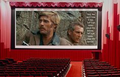 """""""Kid, the next time I say, 'Let's go someplace like Bolivia,' let's go someplace like Bolivia.""""  - BUTCH CASSIDY (Paul Newman) in Butch Cassidy and the Sundance Kid (1969)"""
