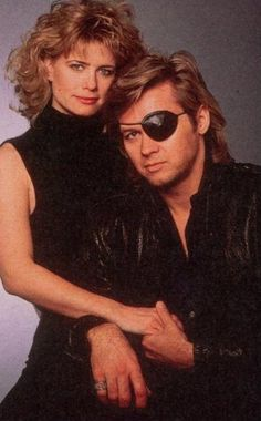 Steve patch Johnson and Kayla (80's is when I loved them the most)