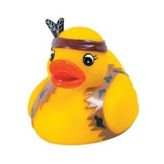 Rubber Indian Duck | Promotional Rubber Duck | Imprinted Ducks