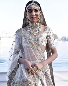 "40.8k Likes, 161 Comments - Sabyasachi Mukherjee (@sabyasachiofficial) on Instagram: ""#Sabyasachi #SpringCouture2017 #TheUdaipurCollection #DestinationWeddings #HeritageWeddings…"""