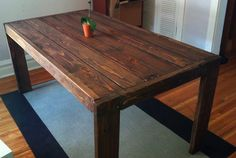 Best Farmhouse Dining Table In Fresh Arrangement KITCHEN DINING - Affordable farm table