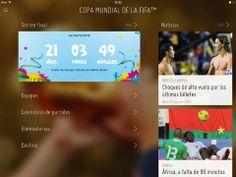 La aplicación oficial de la FIFA para iOS y Android  http://blogueabanana.com/tecnologia/137-informatica/1249-aplicacion-fifa.html