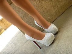 Beautiful wedding shoes - Shoes and beauty