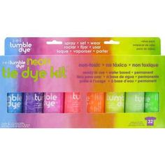 Neon Tumble Dye Tie Dye Kit Value Pack | Hobby Lobby | 829762