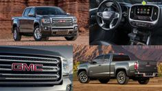 Maxabout Images: 2015 GMC Canyon
