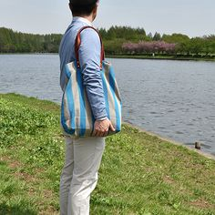 #canvas #leather #totebag by #stevemono