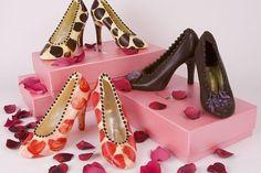 amazing things made of chocolate