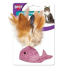 Ethical Pets Feather Frenzy Cat Toy *** Want to know more, click on the image.(This is an Amazon affiliate link and I receive a commission for the sales)